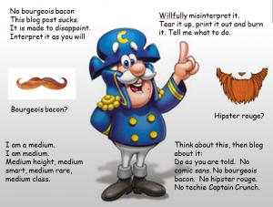 catapin crunch bacon