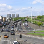 Glasgow roads